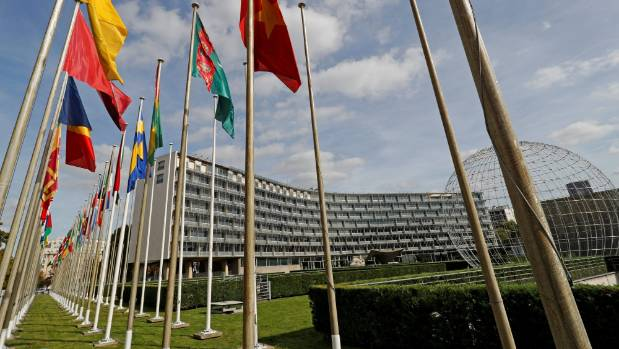 The United States took another step to distance itself from the international community by withdrawing from UNESCO.