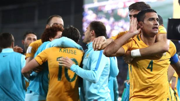 FIFA Investigating Tim Cahill Over His Sponsored Celebration