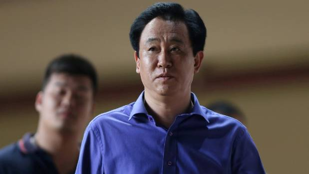 Xu Jiayin's wealth grew by $42 billion in the last year, making him the richest person in China, with $60b.