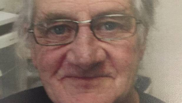 Graham Penny had been missing since leaving his Johnsonville rest home on Thursday afternoon.