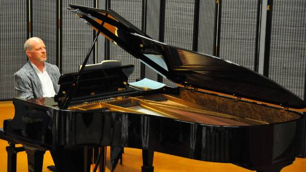 Michael Houstoun, one of New Zealand's greatest pianists, will  be playing Bach's Well Tempered Clavier on October 23.