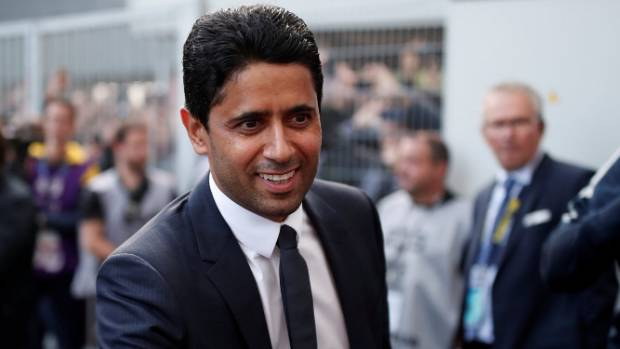 Paris St Germain president Nasser Al-Khelaifi is being investigated by Swiss prosecutors over the awarding of World Cup ...