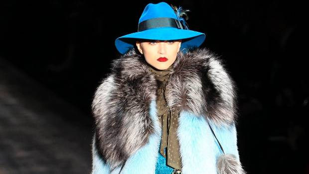 No more - Gucci says it will no longer feature real fur in its collections.