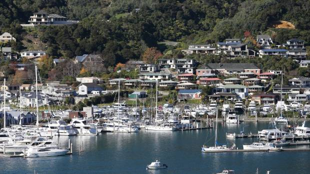 Picton has had another sewage leak.