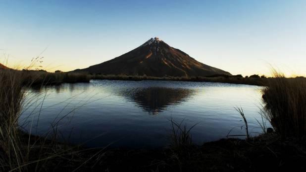 More people are discovering Mt Taranaki