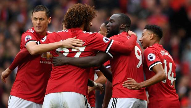 Romelu Lukaku and Manchester United have been in prolific goal-scoring form in the English Premier League.