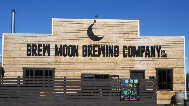 The current site of Brew Moon in Amberley.