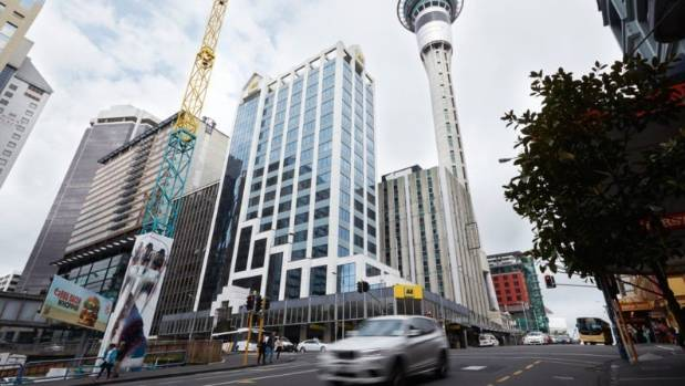 NPT's interest in the AA Centre has been sold to SkyCity for $47 million.