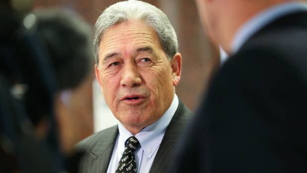 Winston Peters said he was still in contact with both National and Labour to nail down fiscal and policy issues.
