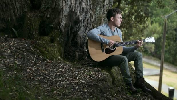 Auckland singer/songwriter Mitch James.