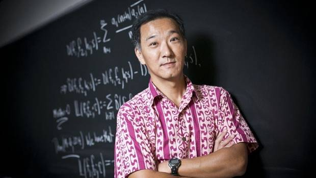 US professor of mathematics Ken Ono will be in Palmerston North next week to talk about the story of maths genius ...