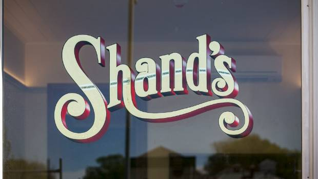 Shand's was relocated from its original site on Hereford St to a lot on the corner of Manchester and Worcester streets ...