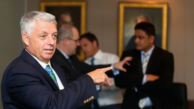 ICC chief executive Dave Richardson has announced a new way forward for test and ODI cricket.