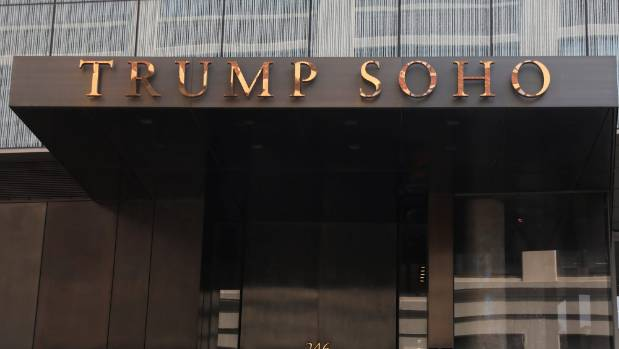 The Trump SoHo hotel is no longer a clubhouse of sorts for pro athletes.