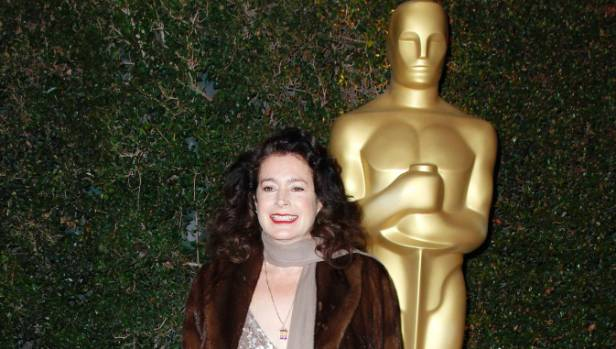 Sean Young outside the 2011 Governors Awards in Hollywood,