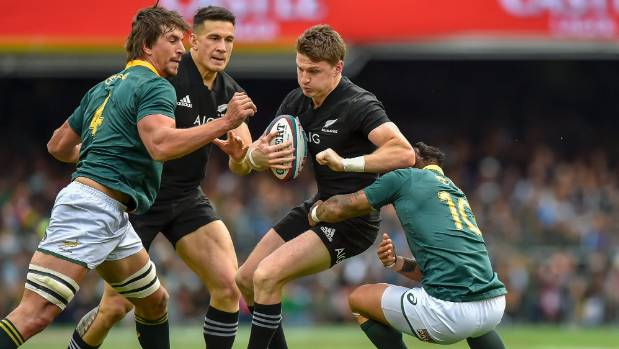 The All Blacks will play 14 test matches in 2017.