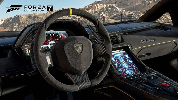 Previously restricted to a select few vehicles, the Forzavista mode allows you to explore the interior of every car in ...
