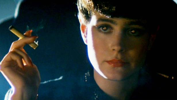Sean Young played the replicant Rachael in Blade Runner.