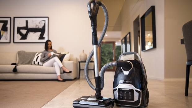 Maria Foy's blog includes sponsored content about Werthein Series 7 vacuums.