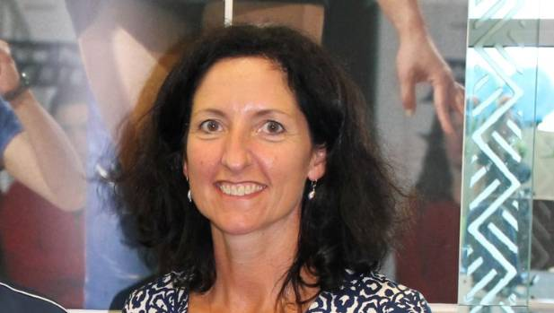 Julie Paterson has been working as Tennis NZ CEO for three months.