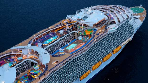 New World 39 S Largest Cruise Ship Symphony Of The Seas Isn 39 T Just Bigger It 39 S Faster