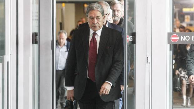 Winston Peters- says the NZ First board has been unable to reach consensus on government formation yet