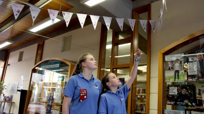 Invercargill Girl Guides stand for gender equality | Stuff co nz