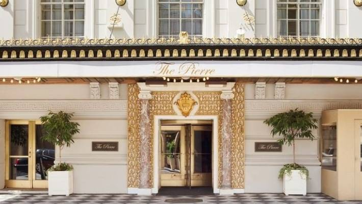 The Pierre Hotel Is Home To New Yorku0027s Most Expensive Rental Apartment At  US$500,000 Per