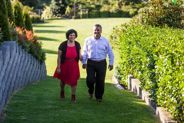 Bindu And Kam Sharmas Himalayan Garden Of Tranquility New Plymouth