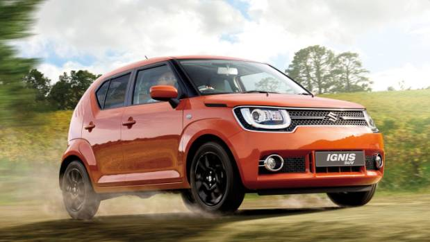 why the suzuki ignis is our top sub 20 000 car. Black Bedroom Furniture Sets. Home Design Ideas
