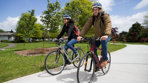 Hamilton Western Rail Trail Wins At 2017 Bike To The Future Awards