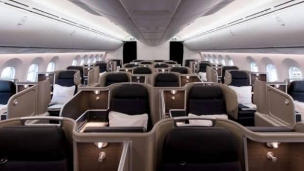 Qantas Unveils New 787 Dreamliner Stuff Co Nz