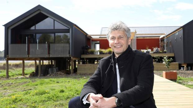 grand designs nz modern day ark on stilts can be relocated stuff
