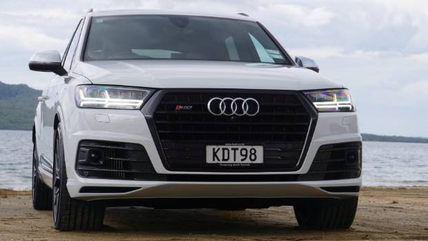 Why The Audi SQ Is Our Top PerformanceLuxury SUV Of Stuffconz - Audi sq7