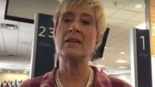 Local doctor comments on National Anthem incident on Delta flight