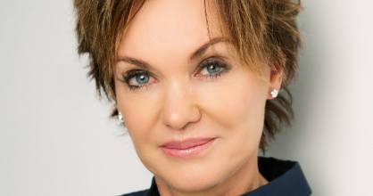 The Real Housewives Of Auckland star Louise Wallace appears in The Brokenwood Mysteries
