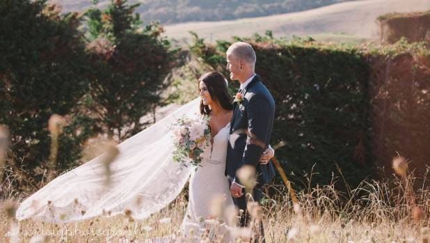 Stuff's wedding of the week: Sarah and Sam