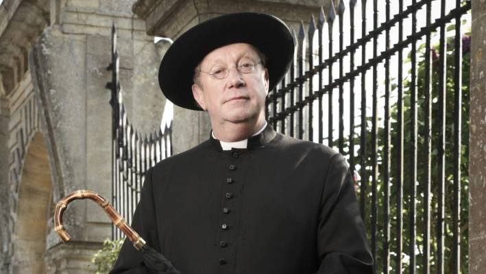 Mark Williams on Father Brown and our fascination with the