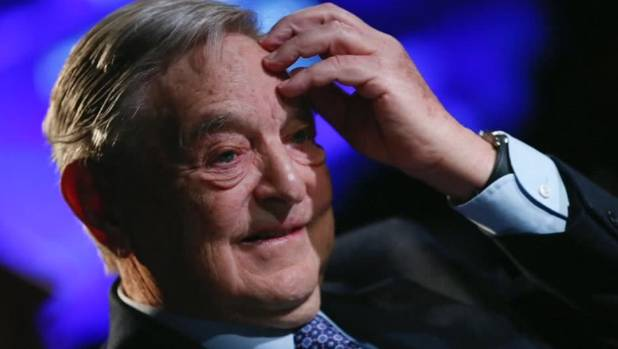 Billionaire investor Soros to Google and Facebook: 'Your days are numbered'