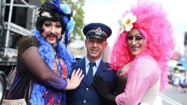Rainbow communities and police join forces to combat discrimination