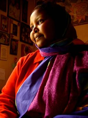 Abdille said a government rule change stopped her reuniting her family in 2004.