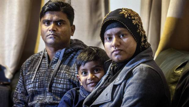 Rohingya Muslims escape persecution and find hope