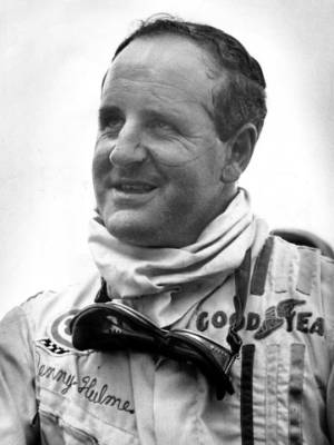 Denny Hulme developed his love of cars as a youngster working at the one and only garage in Motueka.