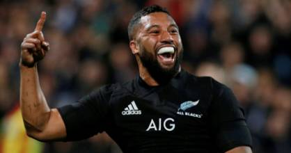 Saturday's game will be Sopoaga's 13th appearance in black, but just his second start.