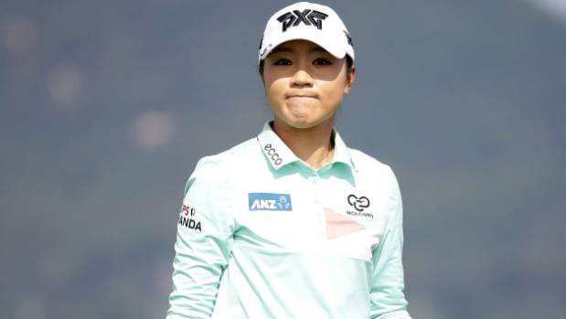 Ko finishes second in latest LPGA event