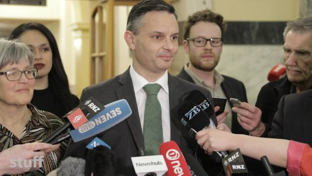 Waist-deep in Government a wise move for Greens