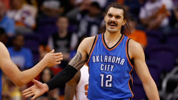 Oklahoma City Thunder: Plane nose crumpled midair by…a bird?
