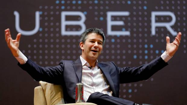 Uber is selling its auto-leasing business to startup Fair.com