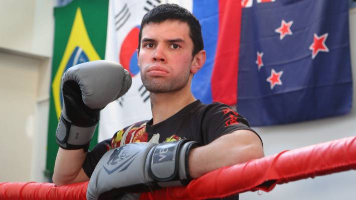 From the streets to the ring: Levi Beattie's impressive