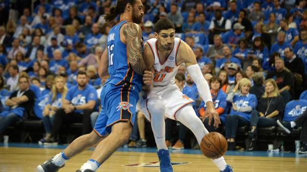 Prosecutors demand four years in jail for Turkish NBA player Enes Kanter